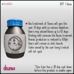 dozex advertisement