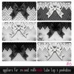 #6 Lace Bows