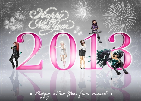New Years 2013!