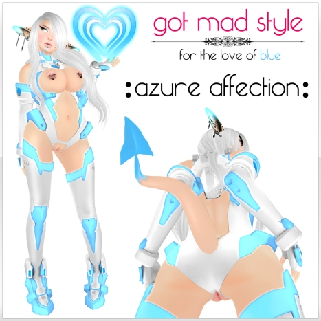 Azure Affection Blog