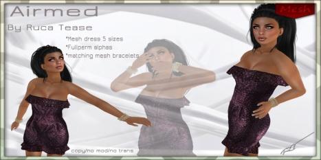 airmed( Ruca Tease)