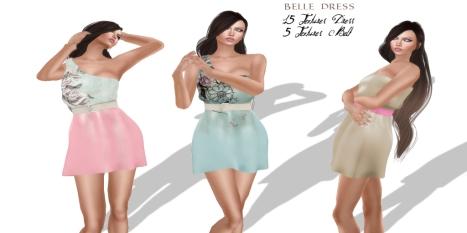 Belle Dress vend _S_