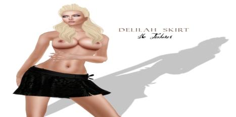 DelilahSkirt vend _S_