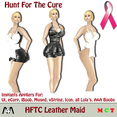 Hftc Leather Maid