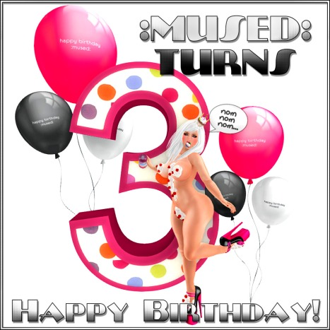 :mused: 3rd Birthday