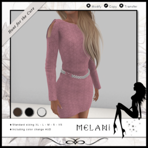 WICKED _ Melani - Dress (Pink)