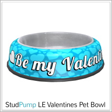 Pet Bowl Valentines SP